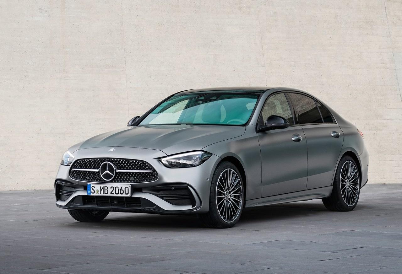 Mercedes Classe C 2021: nuovo look per la sportiva di lusso