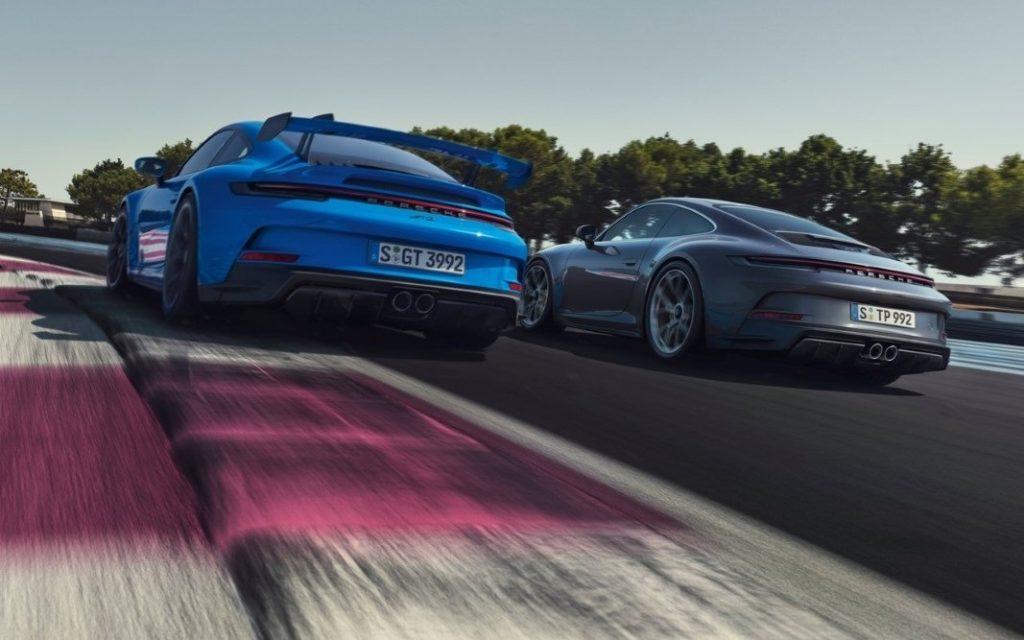 Nuova Porsche 911 GT3 Touring le principali novità