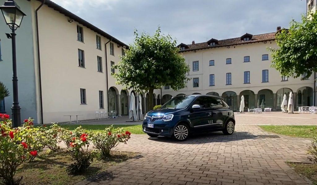 Renault Twingo Electric come si guida
