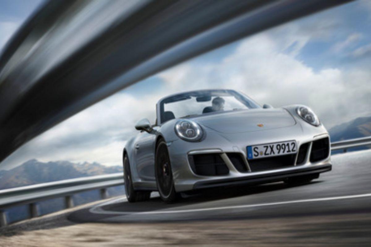 Nuova Porsche 911 GTS, la nuova generazione ancora più potente