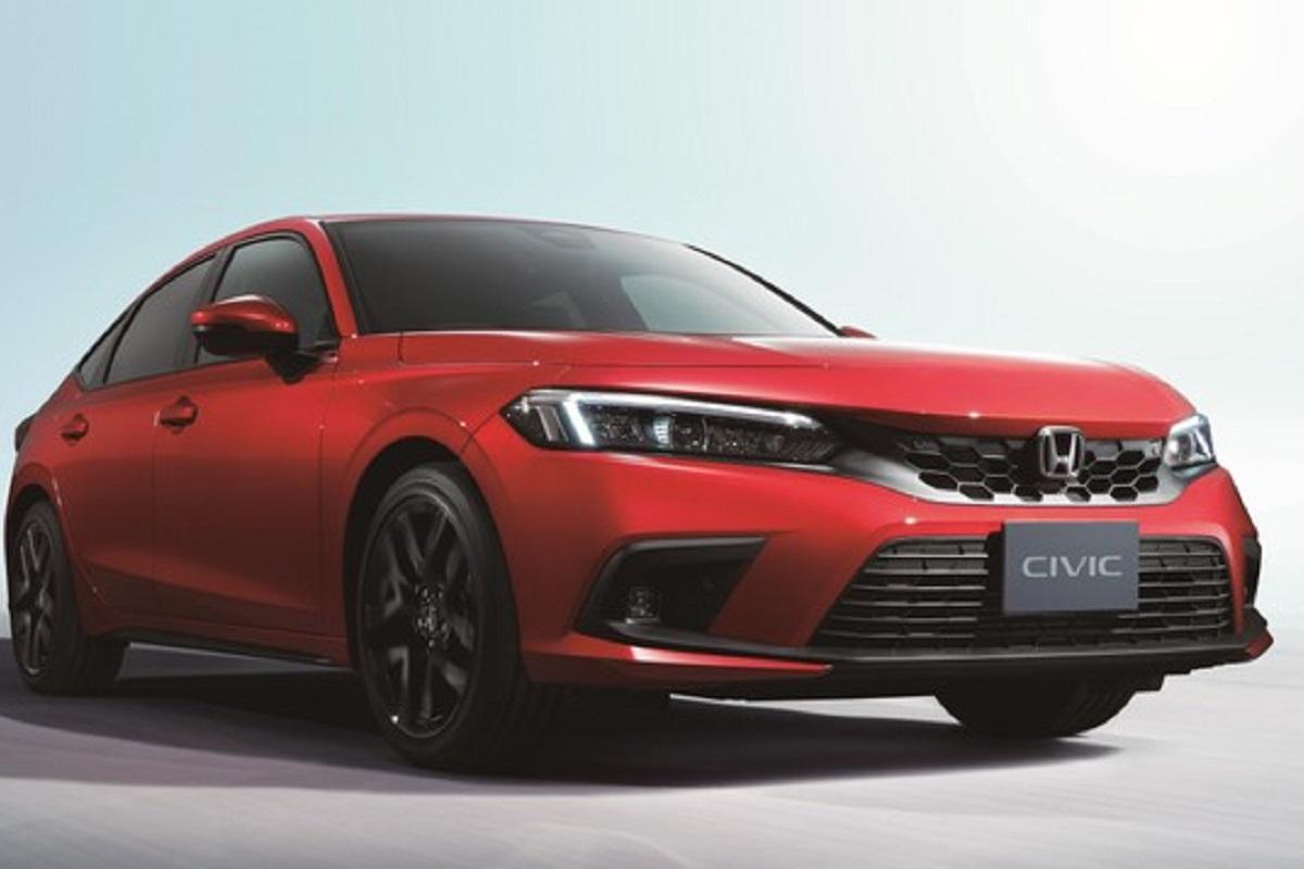 Honda Civic: l'undicesima generazione a 5 porte sarà solo ibrida e per il mercato europeo