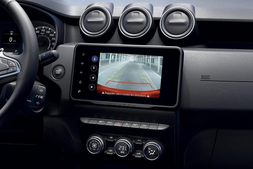 nuovo Dacia Duster interni