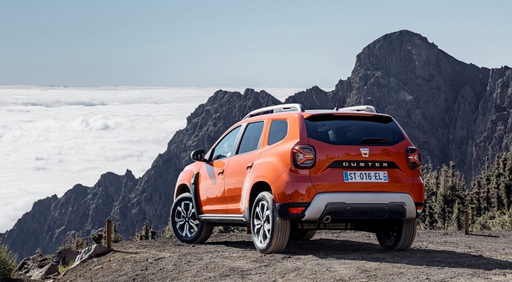 nuovo Dacia Duster restyling