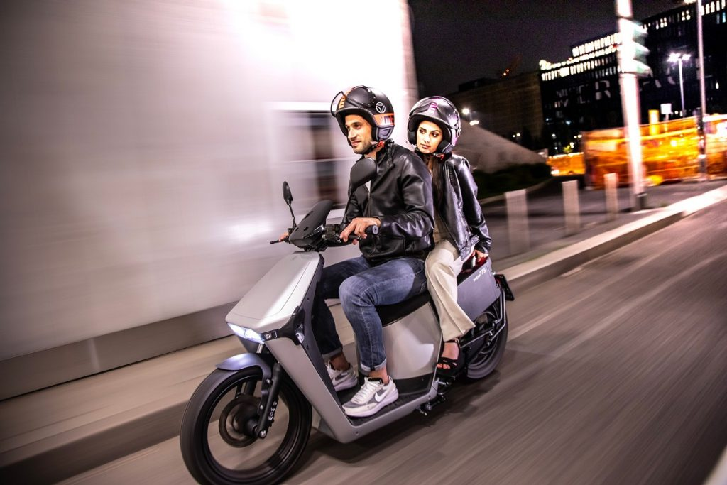 WOW: lo scooter 100% made in Italy arriva sul mercato