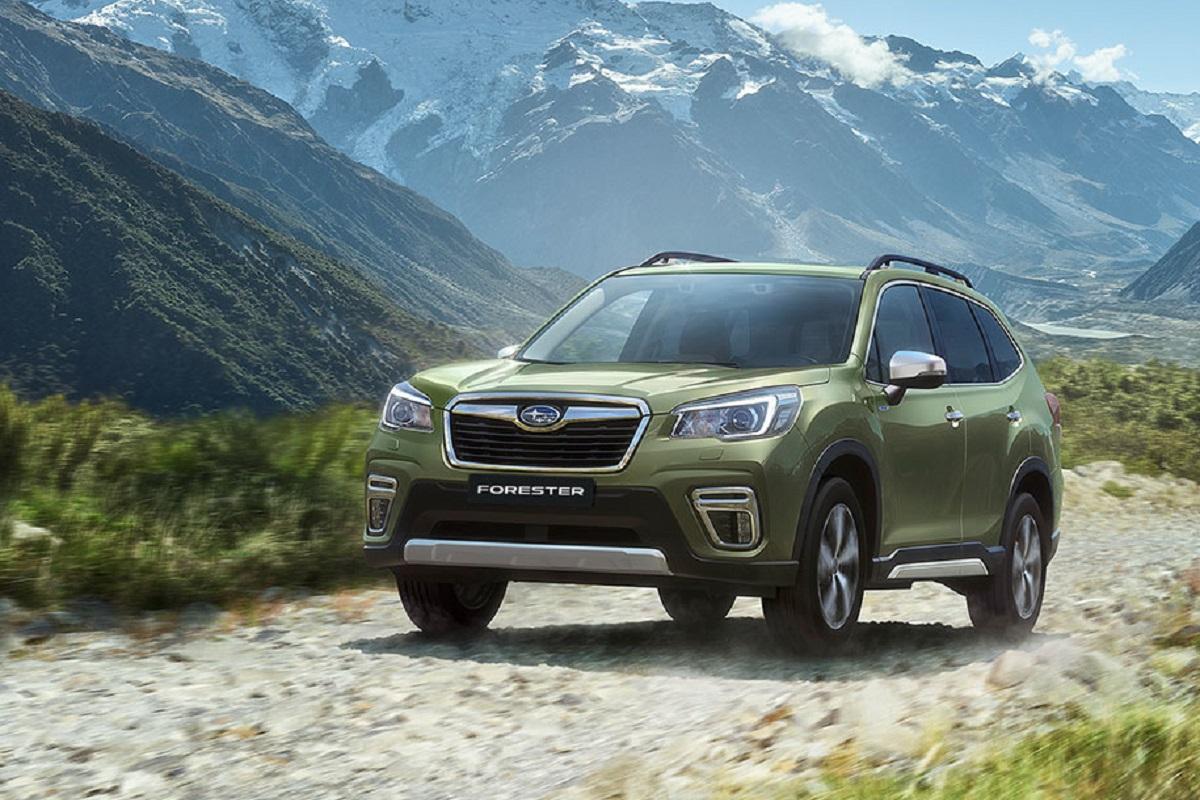 Subaru Forester: il restyling della quinta generazione pronto entro fine anno
