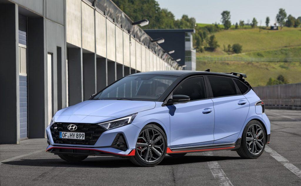 Hyundai i20 N_Monza