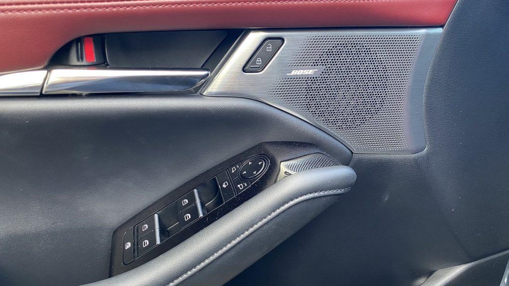 impianto Bose_nuova Mazda 3