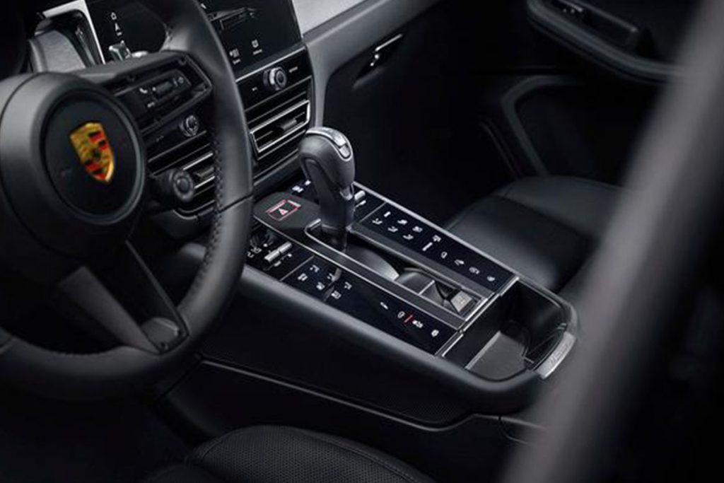 Porsche Macan interni