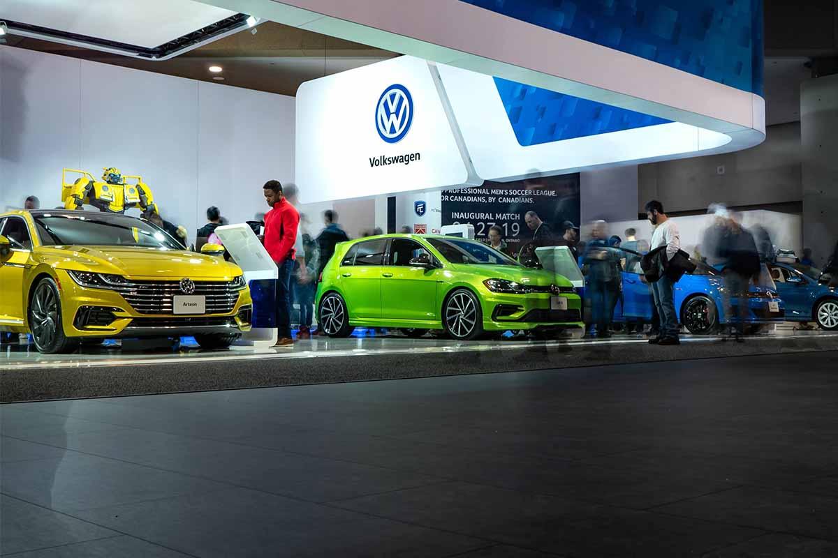 Salone di Parigi car show