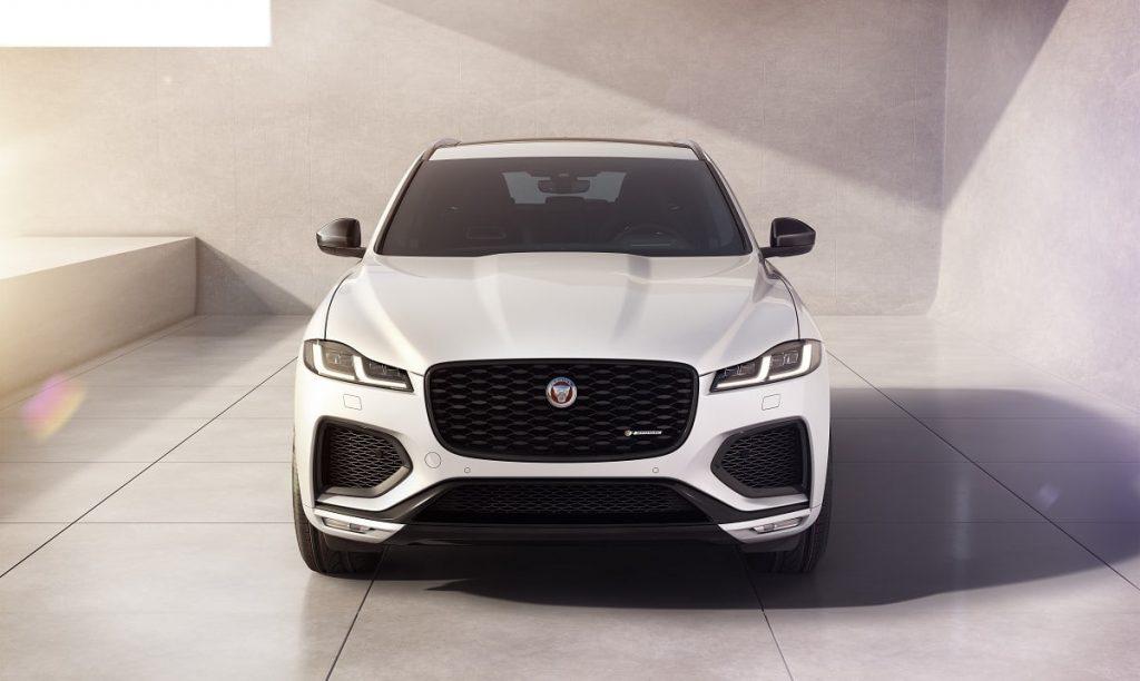Jaguar F-Pace R-Dynamic Black frontale