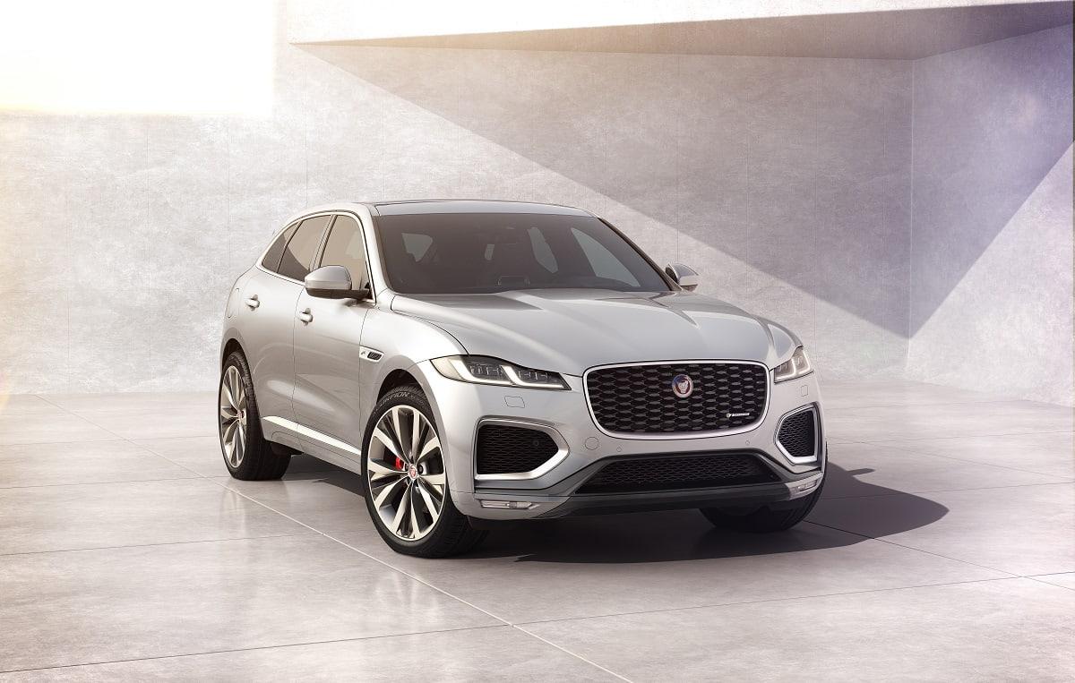 Jaguar F-Pace, c'è l'esclusivo modello R-Dynamic Black