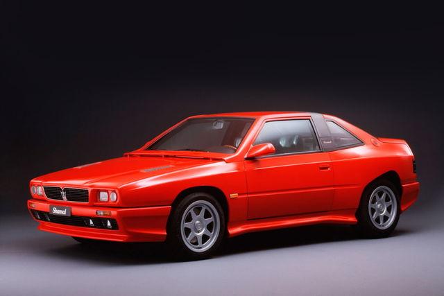 Maserati Shamal del 1990