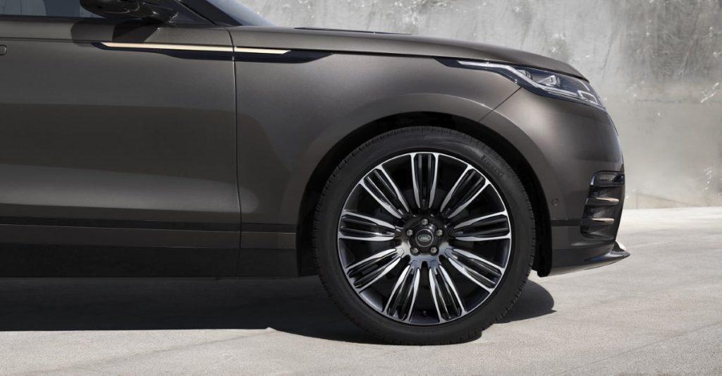 Range Rover Velar Auric Edition cerchi in lega