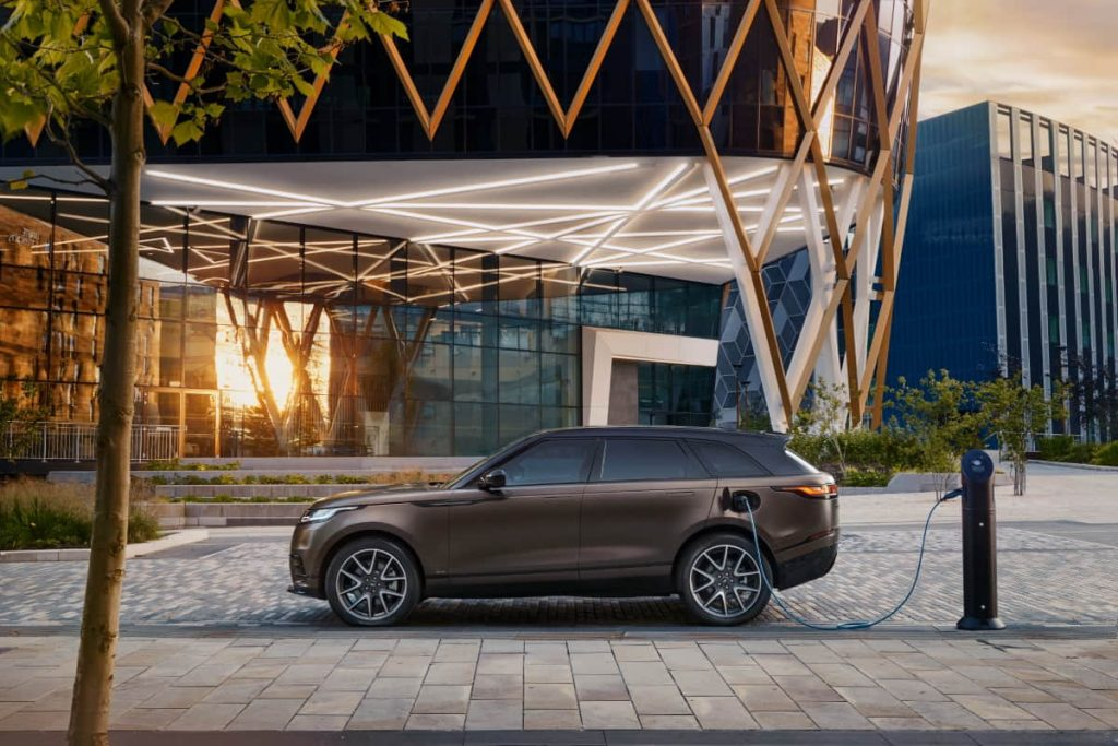 Range Rover Velar Auric Edition motori