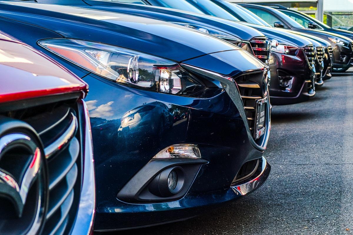 mercato auto Italia luglio 2021