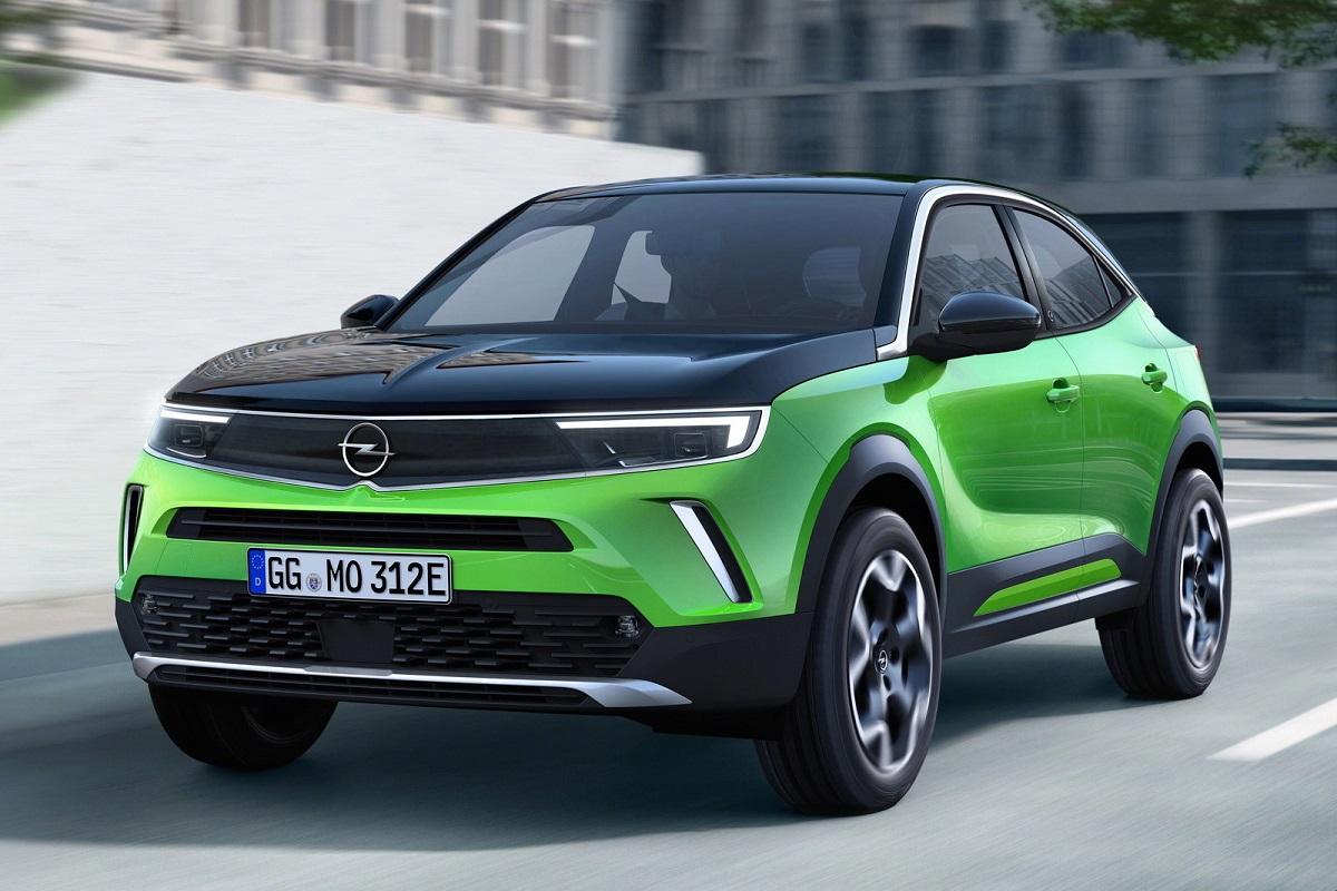 Nuova Opel Mokka: design rinnovato e motorizzazione elettrica