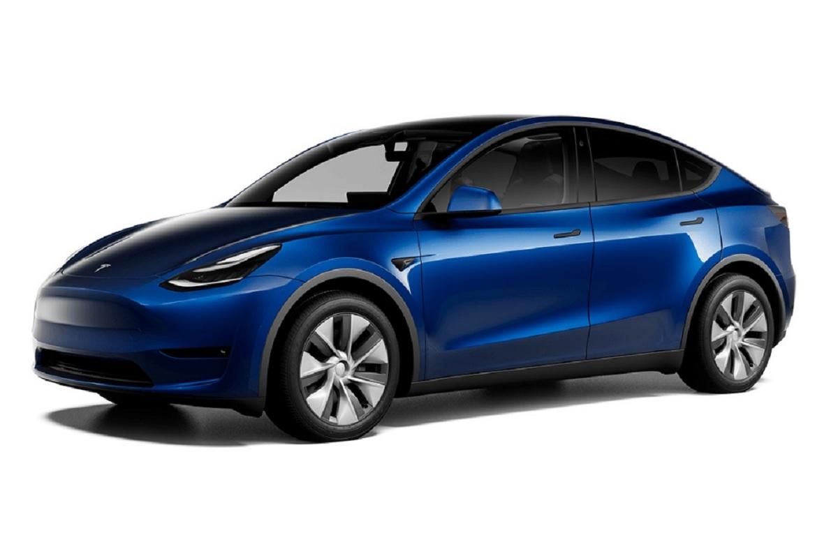 Tesla Model Y arriverà in Italia a settembre