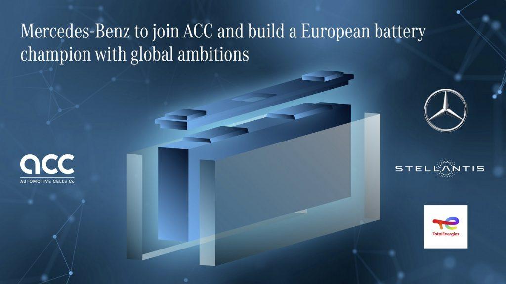 Alleanza Stellantis e Mercedes batterie auto elettriche