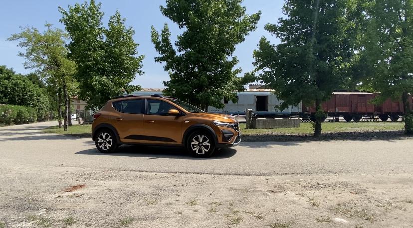 Dacia Sandero Stepway GPL novità e allestimento