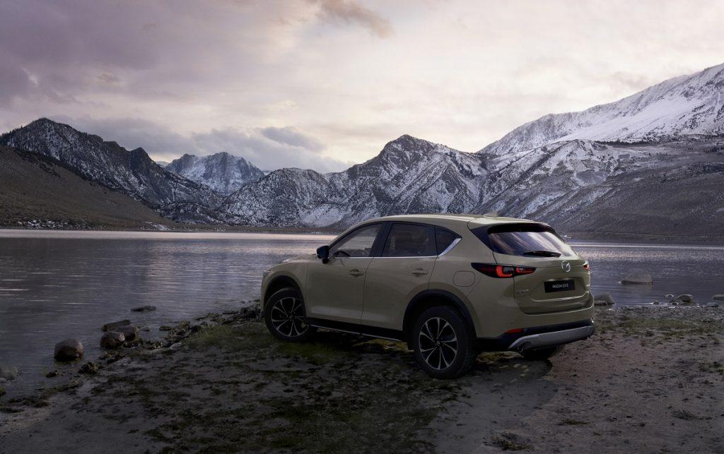 Mazda CX-5 2022 allestimenti