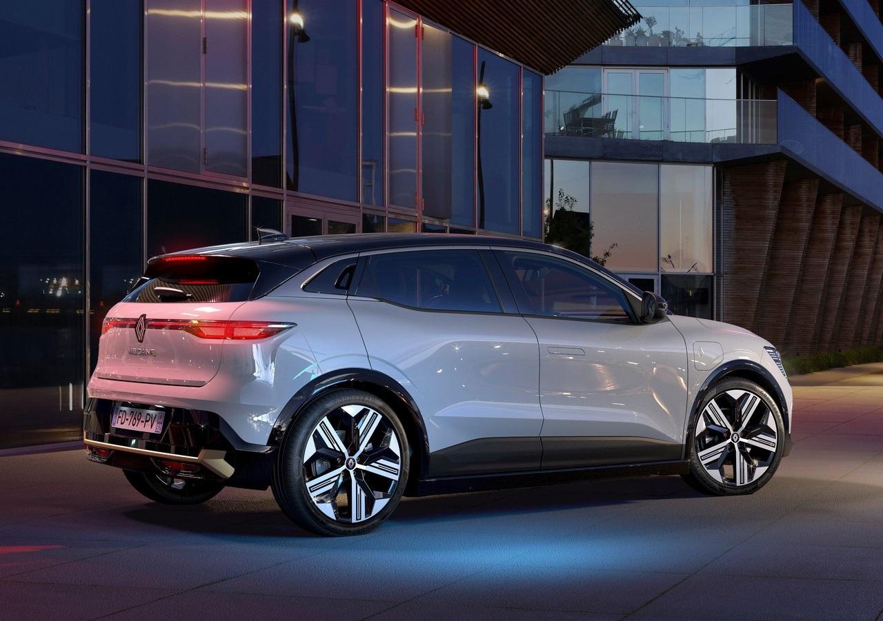 Nuova Renault Megane E-TECH Electric, al Salone di Monaco il via alla generazione 2.0