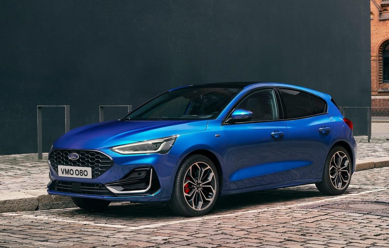 Ford-Focus-2022-profilo anteriore