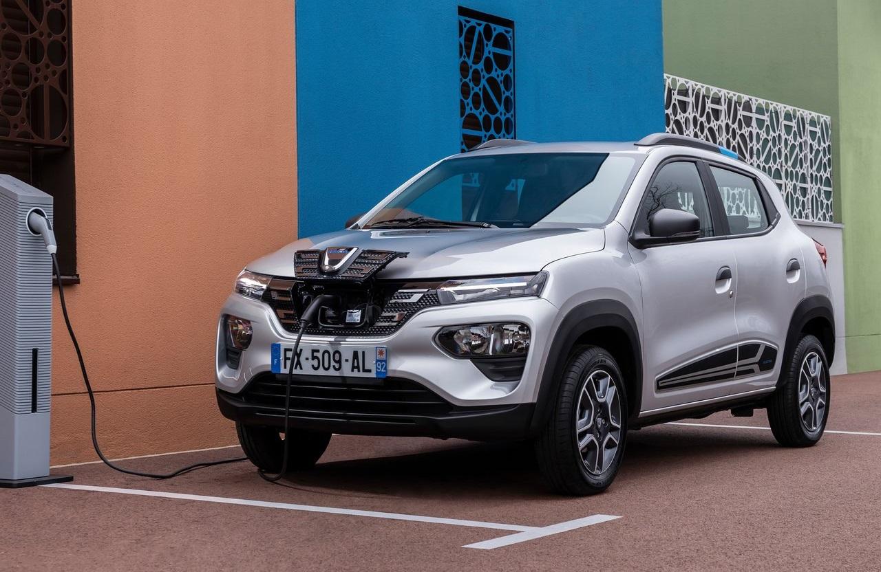 Mercato auto elettriche_Dacia_spring