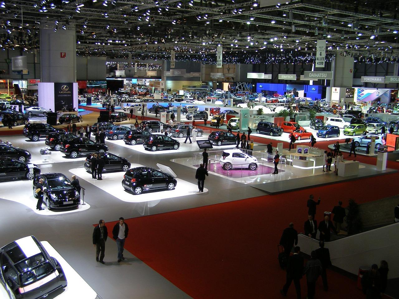 Salone di Ginevra 2022