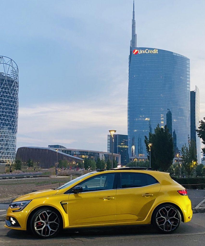 quanto costa Renault Megane R.S. Trophy