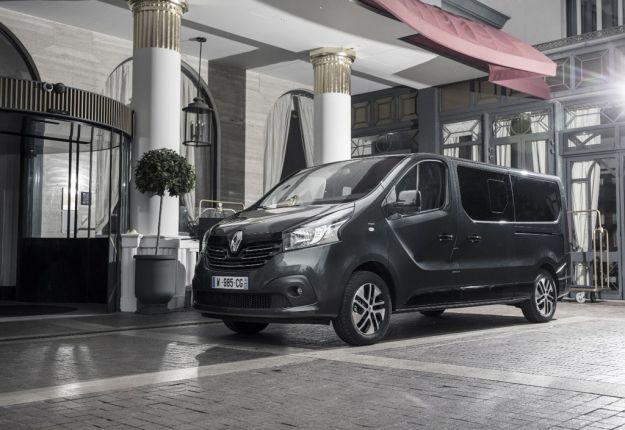 Renault Trafic SpaceClass: prezzo e dimensioni della versione di lusso [FOTO]