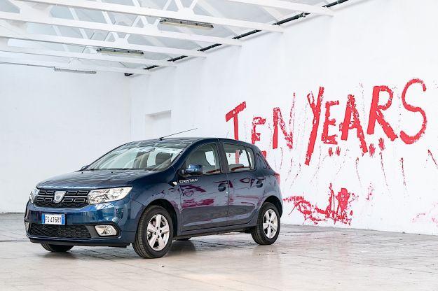 Dacia: presentata la nuova Sandero Streetway