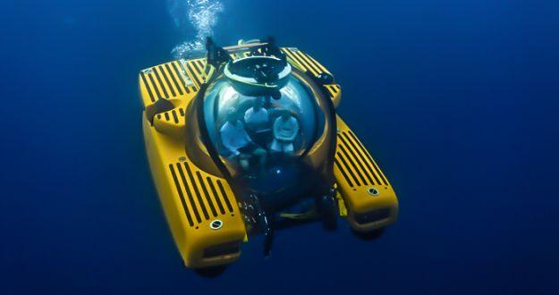 Il sottomarino di lusso da tre milioni di euro [VIDEO]