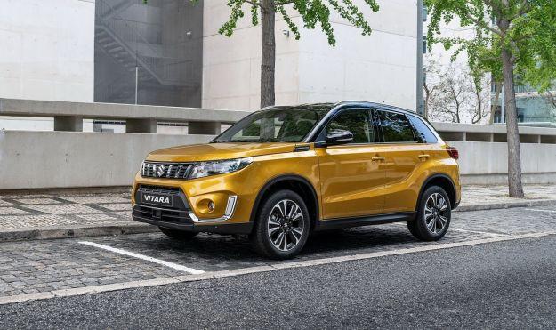 Suzuki Vitara 2019 restyling: prezzo, dimensioni e scheda tecnica