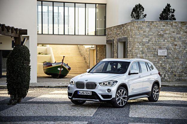Nuova BMW X1 2016: pianale della Active Tourer, nuovi motori ed estetica grintosa