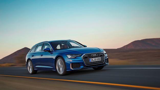 Nuova Audi A6 Avant: eleganza e sportività