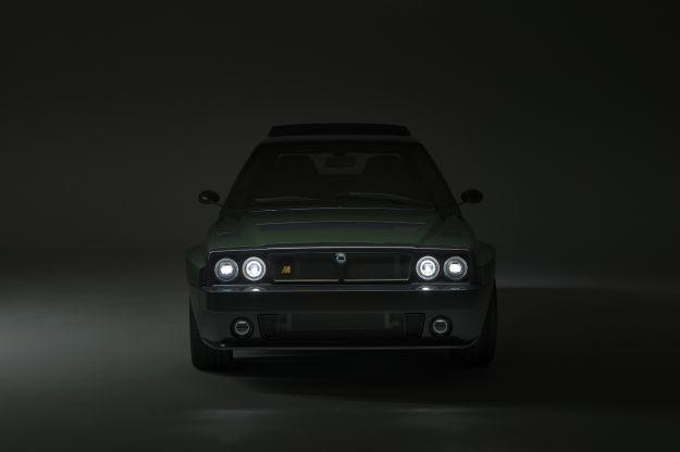 Lancia Delta Integrale by Automobili Amos: il mito torna a vivere
