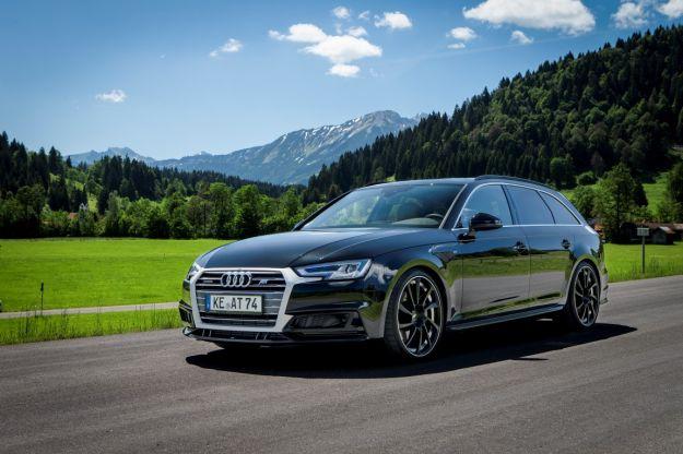 ABT AS4, crescono le prestazioni di Audi A4 Avant TFSI e TDI [FOTO]