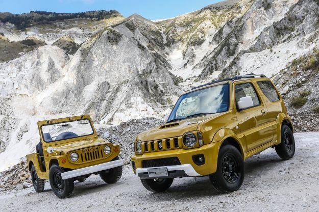 Suzuki Jimny: prezzo, scheda tecnica, consumi e prova su strada della versione Shinsei
