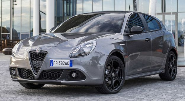 Alfa Giulietta B Tech 2019
