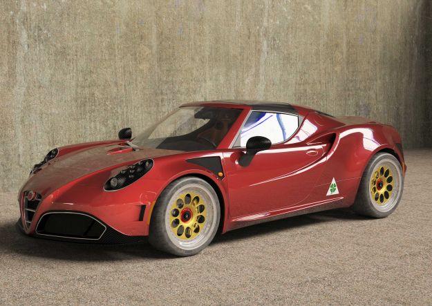 Alfa Romeo 4C by Romeo Ferraris: nuovo aspetto e tanta potenza