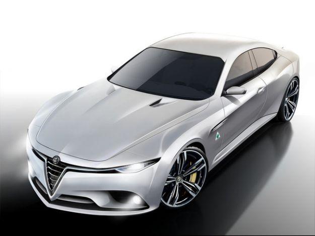 Alfa Romeo Giulia 2015