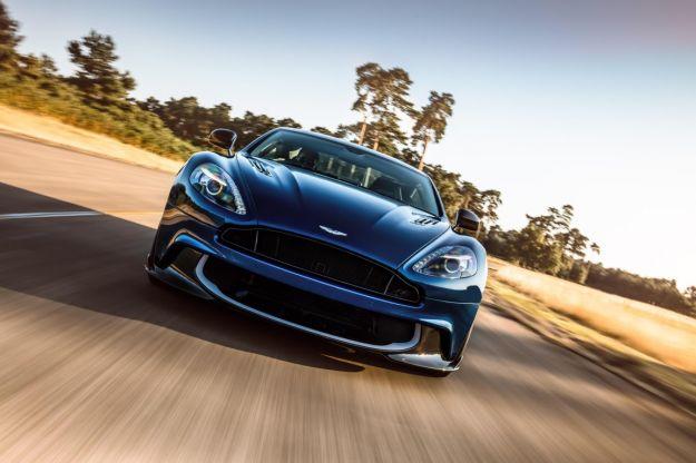 Aston Martin Vanquish S, scheda tecnica e prestazioni [FOTO]