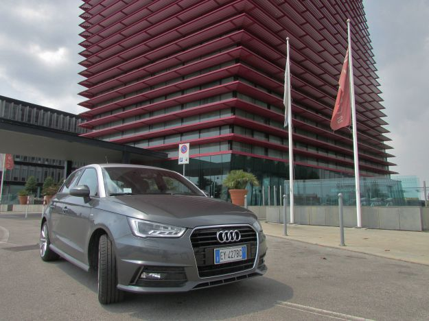 Audi A1 Sportback 2015 1.4 TFSI 150cv S line: la nostra prova su strada [FOTO]