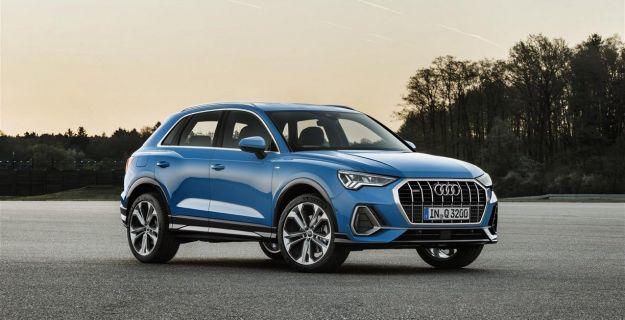 Nuova Audi Q3 2018: dimensioni e caratteristiche della seconda generazione