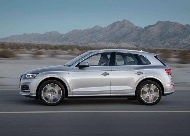 Nuove Audi 2017: l'anno della nuova Q5 e della rinnovata A5 [FOTO]