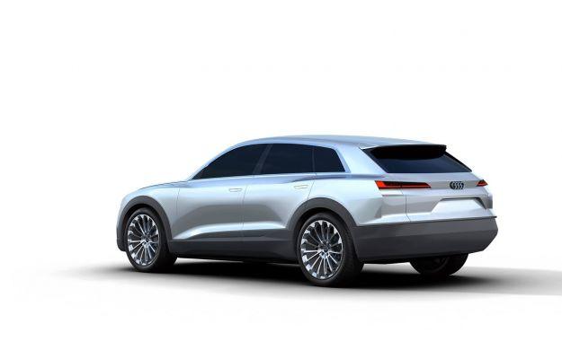 Audi Q6: il suv elettrico arriverà nel 2018 e lo vedremo al Salone di Francoforte 2015