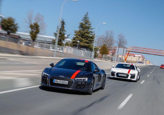 Audi R8 V10 RWS 2018: trazione posteriore ad edizione limitata per la sportiva tedesca