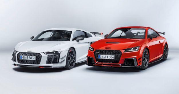 Audi R8 Performance Parts: arrivano i componenti speciali, anche su TT [FOTO]