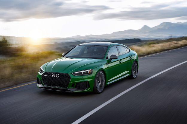 Nuova Audi RS 5 Sportback 2018: l'essenza della sportività