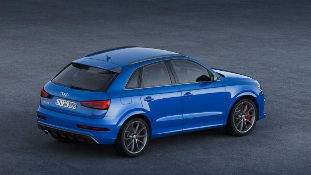 Audi RS Q3 Performance: prestazioni e prezzo della 2.5 TFSI con 367 cavalli [FOTO]